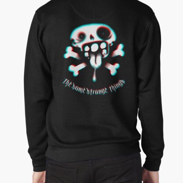 TheSomeStrangeThings logo psycho Pullover Sweatshirt