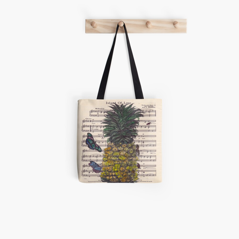 Island of Love Tote Bag