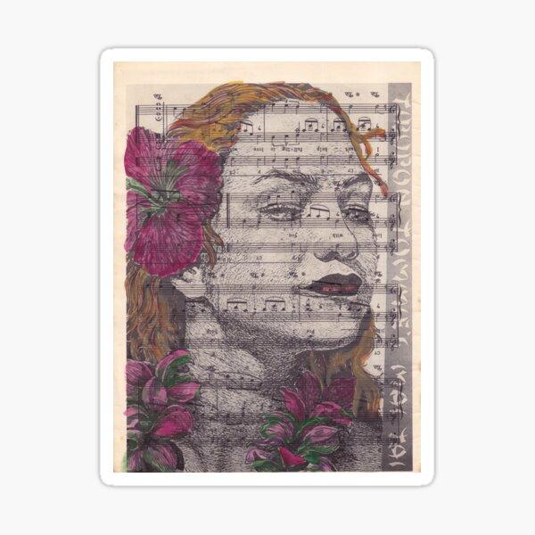 Mai Tai Sticker