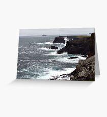 Shetland Islands - Scotland Greeting Card