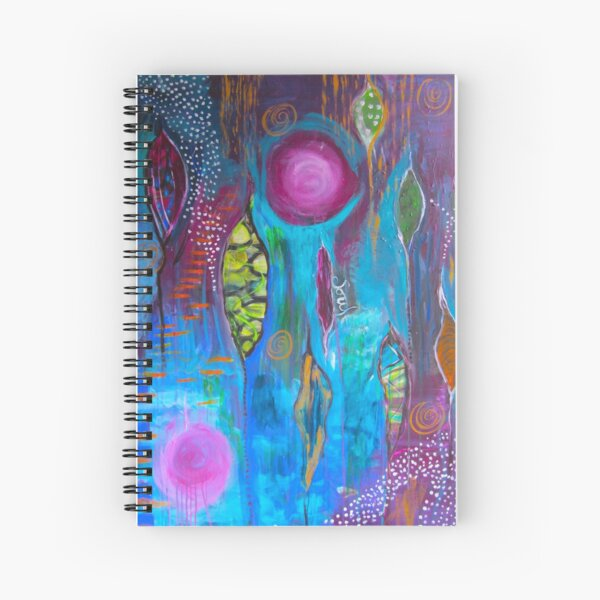 My Messy Beautiful Soul 1 Spiral Notebook