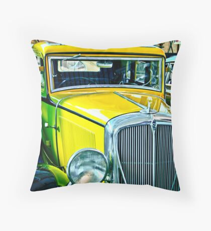 Shine and graced  Throw Pillow