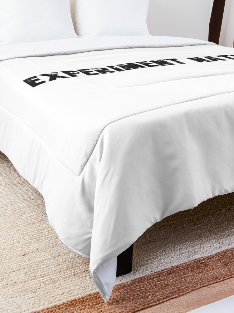 Alternate view of Experiment Nation Comforter