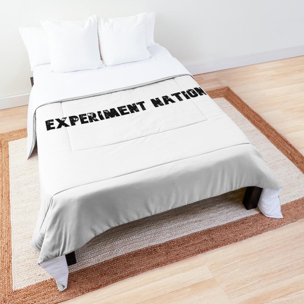 Experiment Nation Comforter