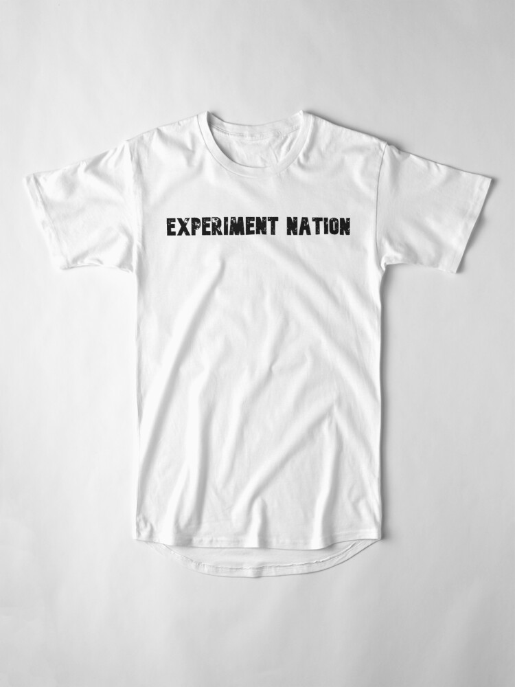 Alternate view of Experiment Nation Long T-Shirt