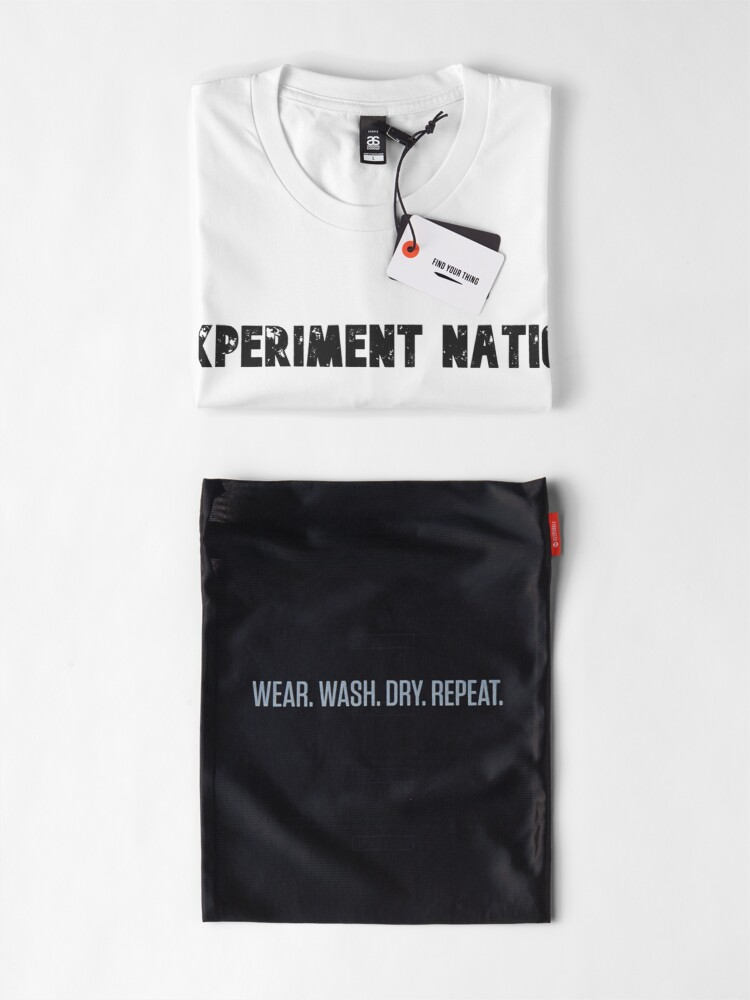 Alternate view of Experiment Nation Premium T-Shirt