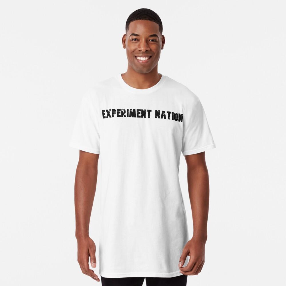 Experiment Nation Long T-Shirt