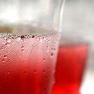 Sweating Cup of Juice  by DearMsWildOne