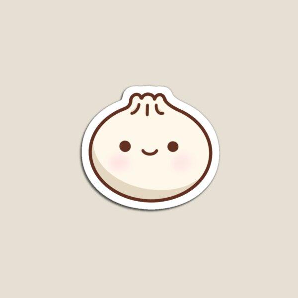 cute dumpling Magnet