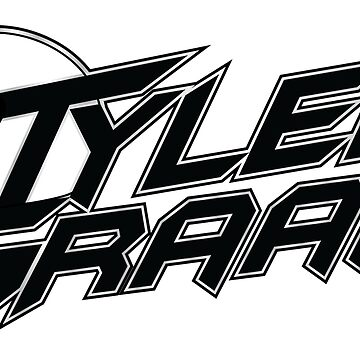 Tyler Graaf Helmet Logo Merch by SocialDesign