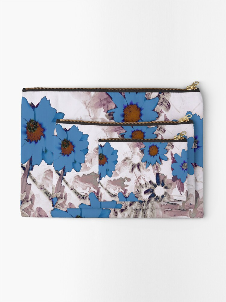 Alternate view of pattern 20161109 Zipper Pouch