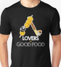 Lovers of Good Food  T-Shirt