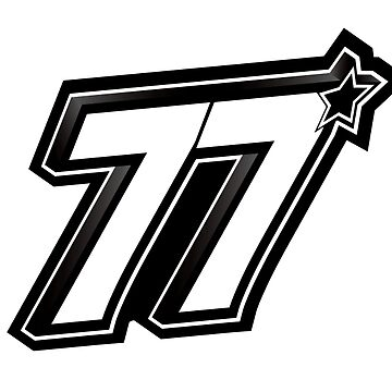 Tyler Graaf's #77 by SocialDesign