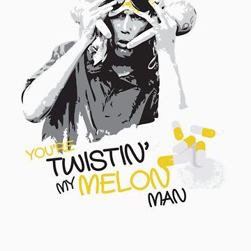 Bez 'Twistin' my melon' by welsh90