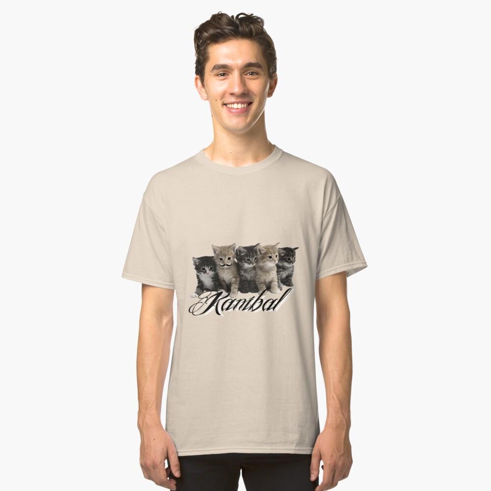 Kanibal Kittens Classic T-Shirt Front