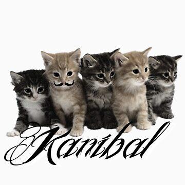 Kanibal Kittens by kanibalskate