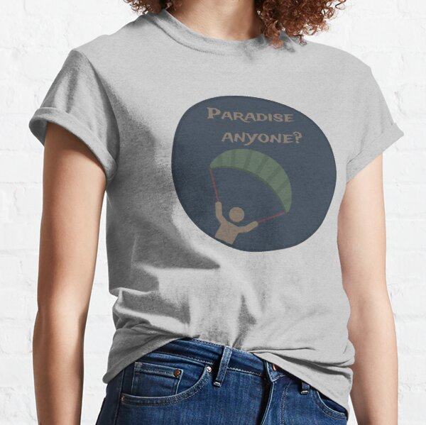 PUBG - Paradies jemand? Classic T-Shirt
