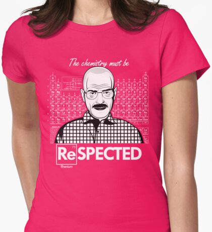 Chemistry Must Be Respected  T-Shirt