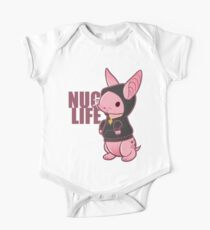 Body de manga corta para bebé Nug Life