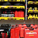 Fire engine by shortarcasart