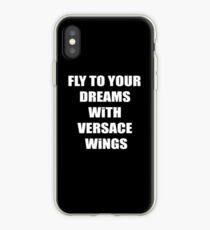 Versace Wings Riff Raff iPhone Case