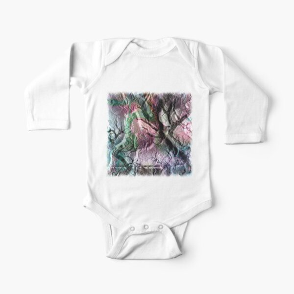 The Atlas Of Dreams - Color Plate 23 Long Sleeve Baby One-Piece