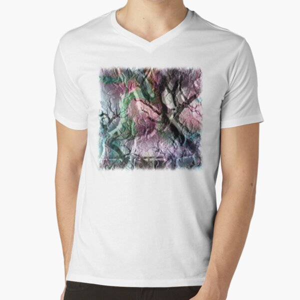 The Atlas Of Dreams - Color Plate 23 V-Neck T-Shirt