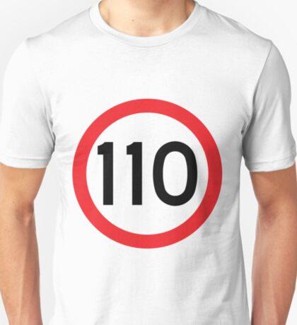 Speed Limit T-Shirt