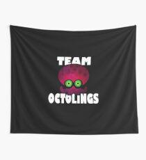 Team Octolings Wall Tapestry