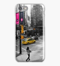 The Colors of Burrard and Hastings iPhone Case/Skin
