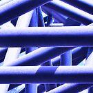 struts by Bruce  Dickson