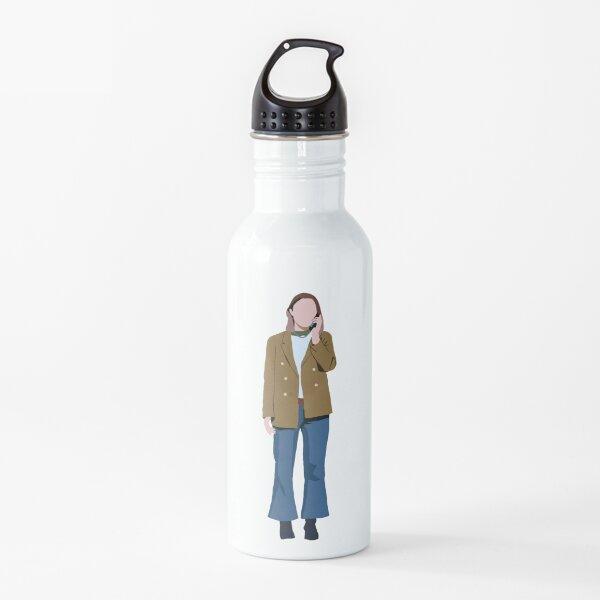 Lady Bird in New York Water Bottle