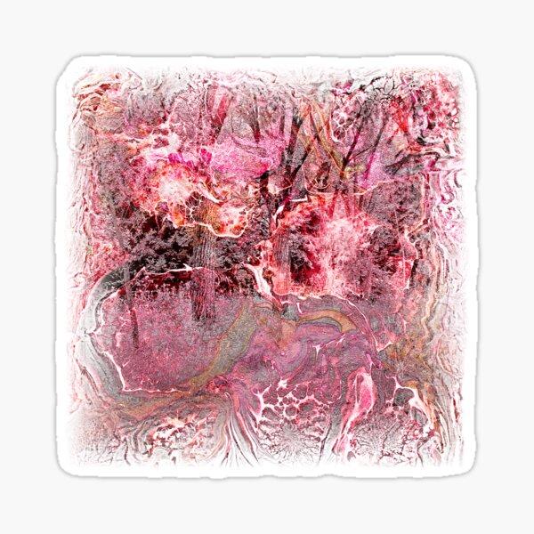 The Atlas Of Dreams - Color Plate 24 Sticker