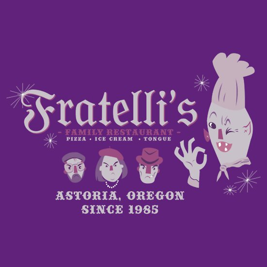 TShirtGifter presents: Fratelli's Family Restaurant