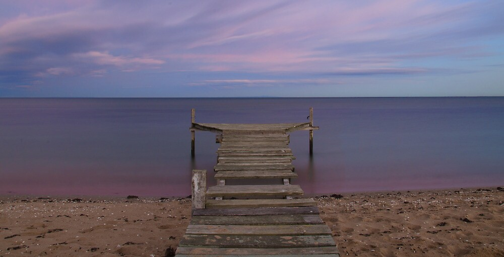 Calm waters - Campbells Cove by CW-Photography