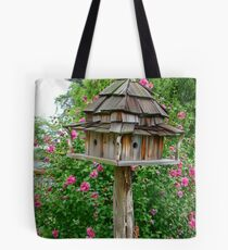 Delux Bird House~ Tote Bag