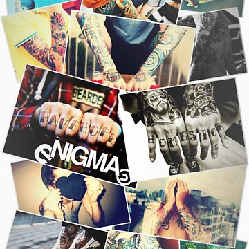 Tattoos  by EnigmaBand