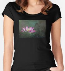 Mystical Lotus Women's Fitted Scoop T-Shirt