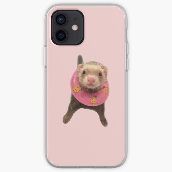 Wholesome ferret iPhone Soft Case