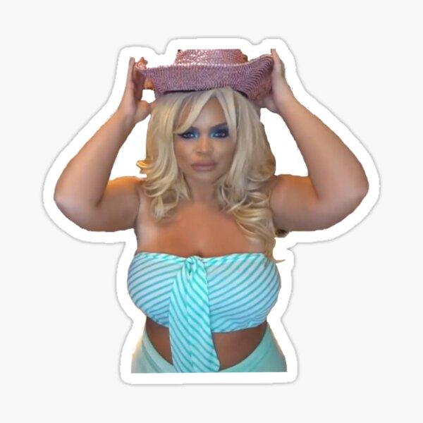 Trisha Paytas Shallow Sticker Sticker