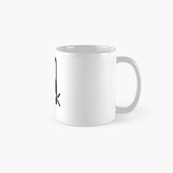Jade Rabbit Emblem Classic Mug