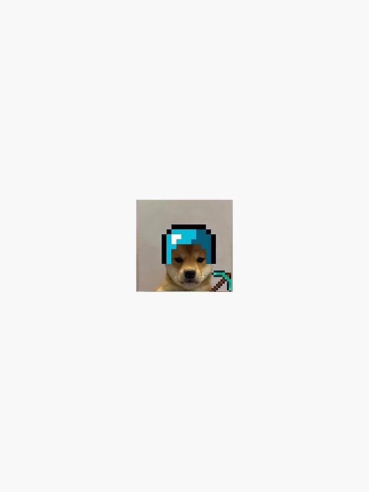 minecraft dog by morganxadams