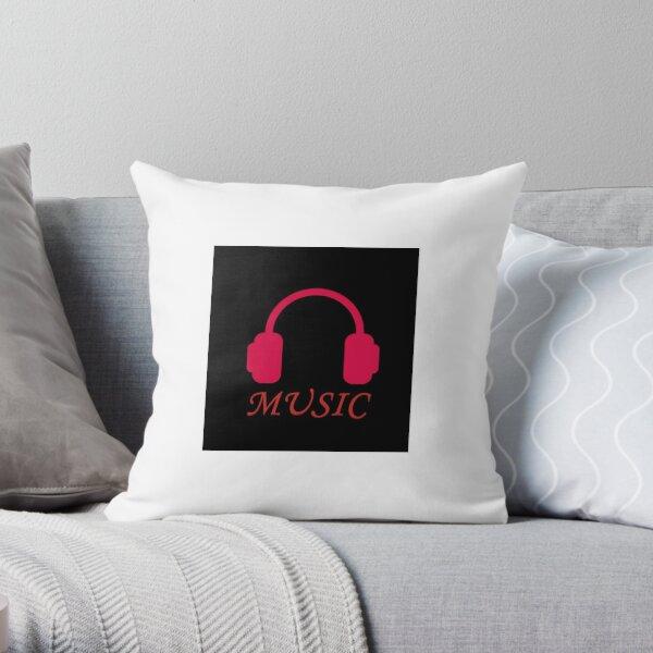 Design for REDBUBBLE Throw Pillow