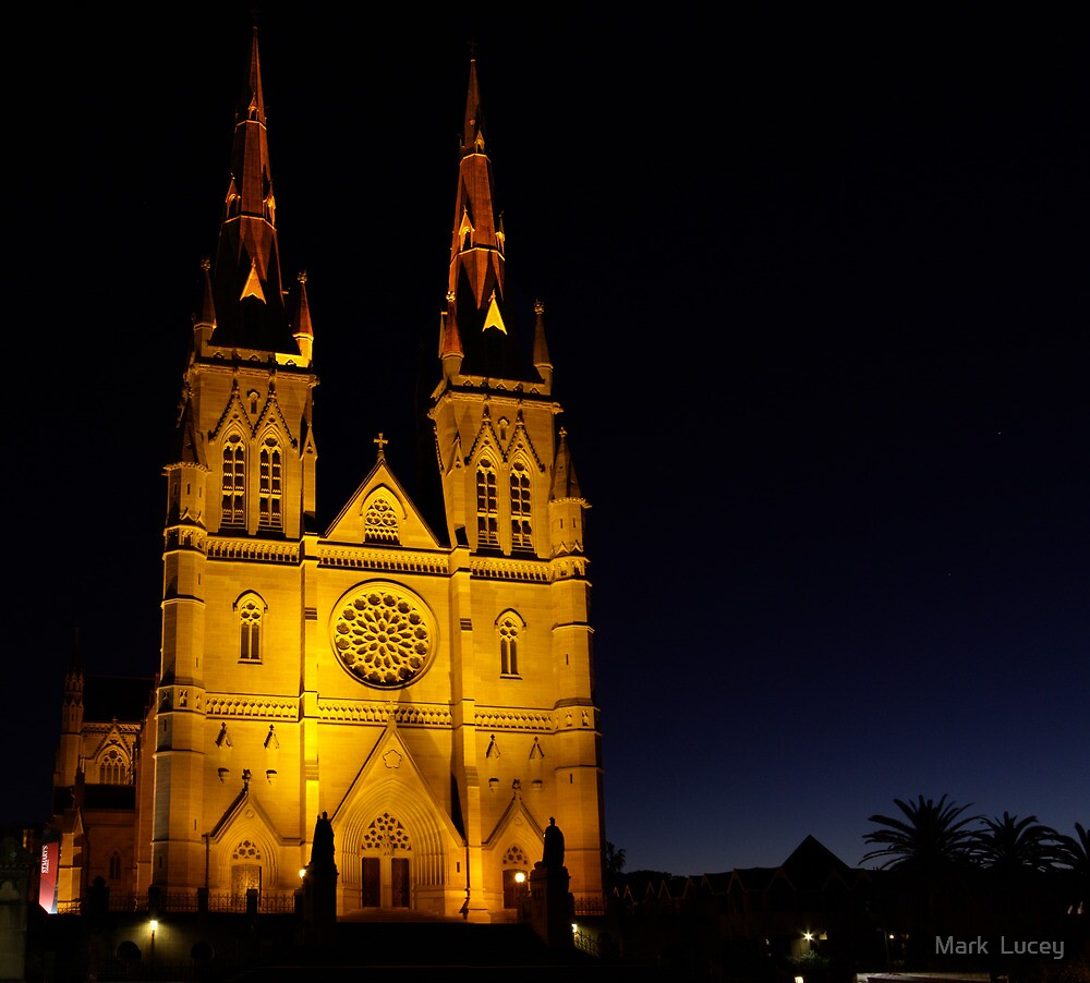 Cathedral Dawn by Mark  Lucey