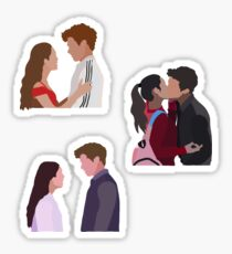 Ricky and Nini Pack Sticker