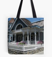 """Cute Cambria Cottage"" Tote Bag"