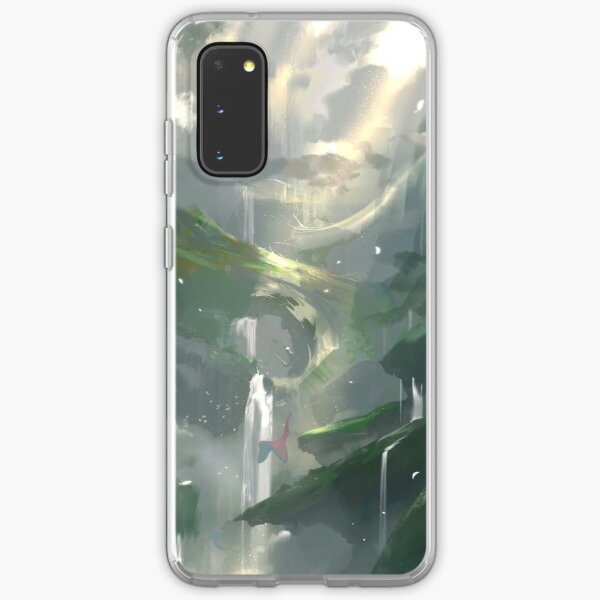 Made in Abyss - The Abyss Samsung Galaxy Soft Case