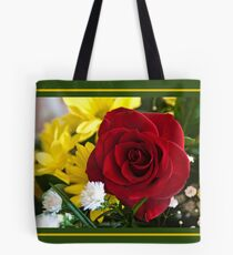 Flowers Today Tote Bag