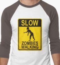 Slow Zombies Walking T-Shirt