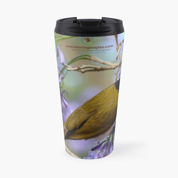 Blue-faced Honeyeater  Travel Mug